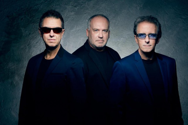 UZEB, c'est Alain Caron, Paul Brochu et Michel... (PHOTO JEAN-FRANÇOIS BÉRUBÉ, FOURNIE PAR SPECTRA)