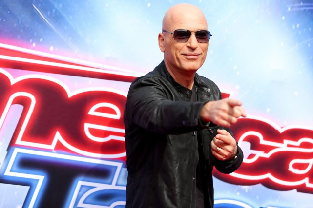 Howie Mandel... (Archives La Presse canadienne)
