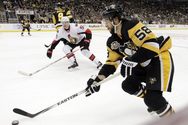 Kristopher Letang... (Photo Charles LeClaire, USA Today Sports)