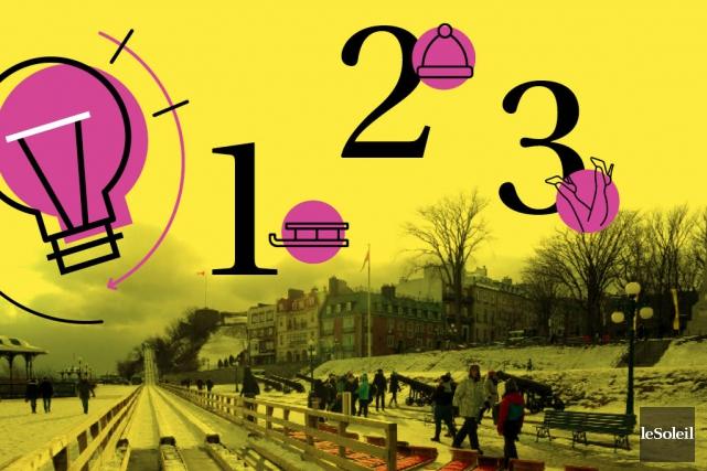 1. 133 ans de glissade (Infographie Le Soleil)