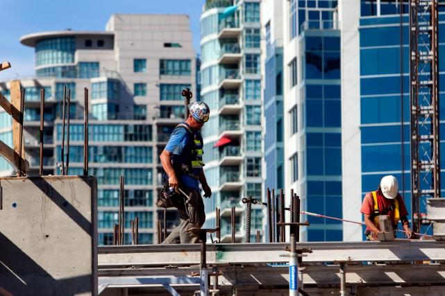 La Banque du Canada juge que les nouvelles règles encadrant les prêts... (PhotoBen Nelms, Archives Bloomberg)