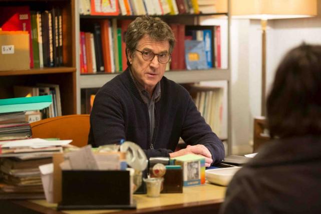 François Cluzet dans interprète dans Médecin de campagne... (Fournie par EyeSteel Films)