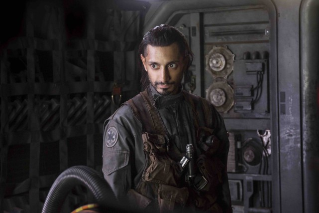 Dans Rogue One, Riz Ahmed incarne le pilote Bodhi Rook,... (Photo fournie par Lucasfilm)