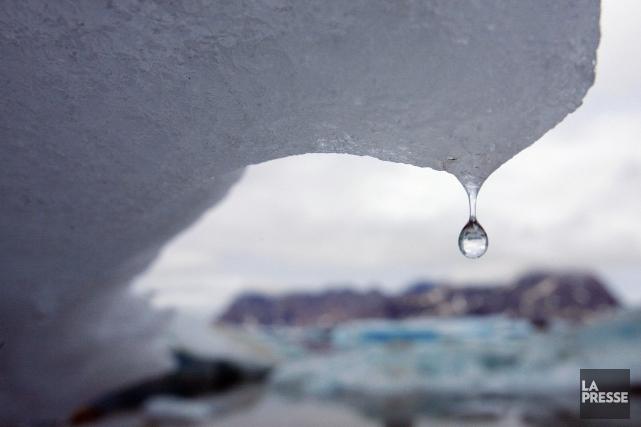 Certains événements climatiques extrêmes l'année passée, vagues de chaleur en... (Photo John McConnico, Archives Associated Press)