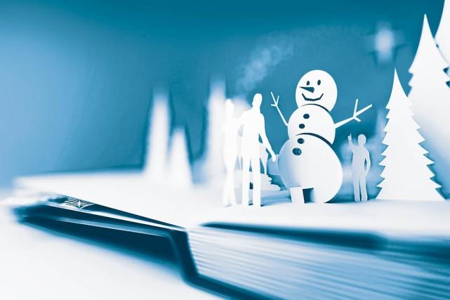 Un chocolat chaud, un sapin illuminé, enfin un peu de temps pour lire : Le...