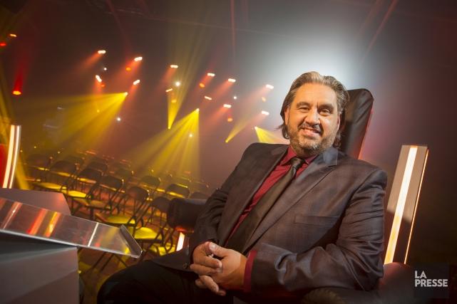 Marc Hervieux donnera l'ultime concert de Noël dans... (La Presse, Ivanoh Demers)