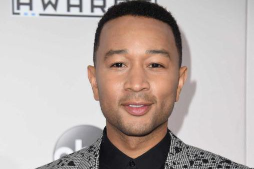 John Legend... (Photo Valerie Macon, Agence France-Presse)