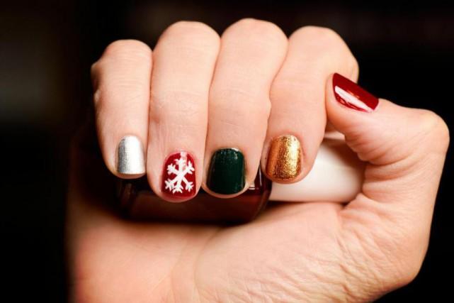 Vous souhaitez que vos ongles brillent pour le... (Photo Bernard Brault, La Presse)