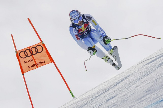 Bode Miller dispose d'un des plus beaux palmarès du... (photo Shinichiro Tanaka, archives AP)