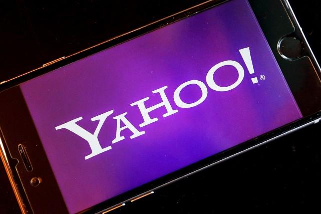 Le recours collectif contre Yahoo comprendra des Canadiens... (AP, Michael Probst)