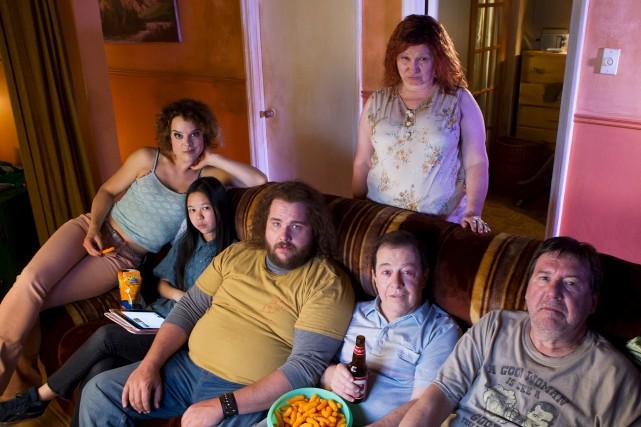 La famille Bougon est de retour à l'écran,... (Le Droit)