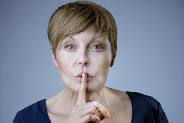 La comédienneMarie-Chantal Perron fait partie de la distribution... (fournie par Juste pour rire)