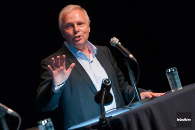 Le chef du Parti québécois, Jean-François Lisée... (Archives Le Quotidien)