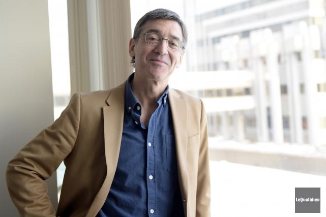 Éric Pilote, doyen des affaires départementales de l'UQAC... (Archives Le Quotidien)