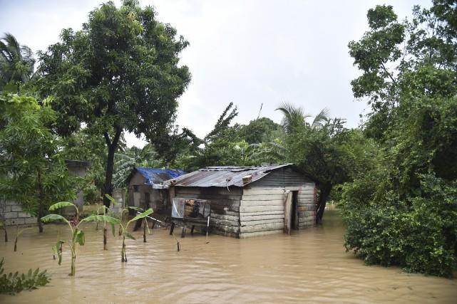 L'ouragan Matthew a fait des ravages en Haïti,... (AFP)