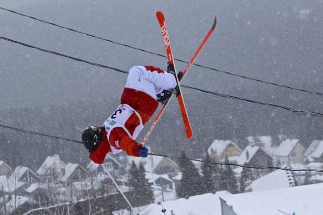 Olivier Guy-Tessier aimerait se joindre à l'équipe canadienne... (Courtoisie)