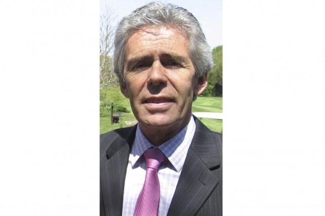 Michel Lafrenière...