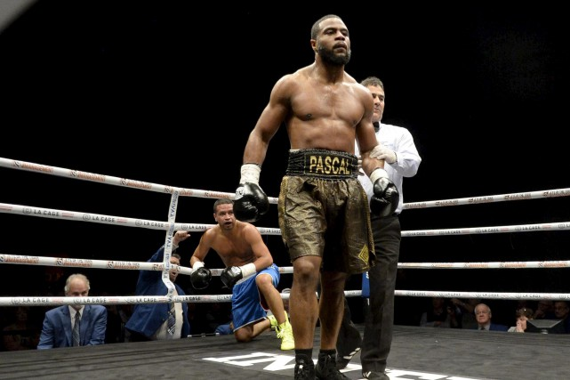 Jean Pascal... (Photo Sylvain Mayer)