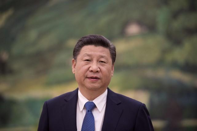Le président chinois Xi Jinping... (PHOTO Nicolas ASFOURI, ARCHIVES AFP)