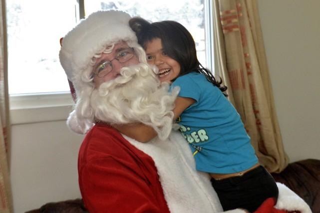 La petite Noha Mohamad, 6 ans, était très... (Spectre Média, Maxime Picard)