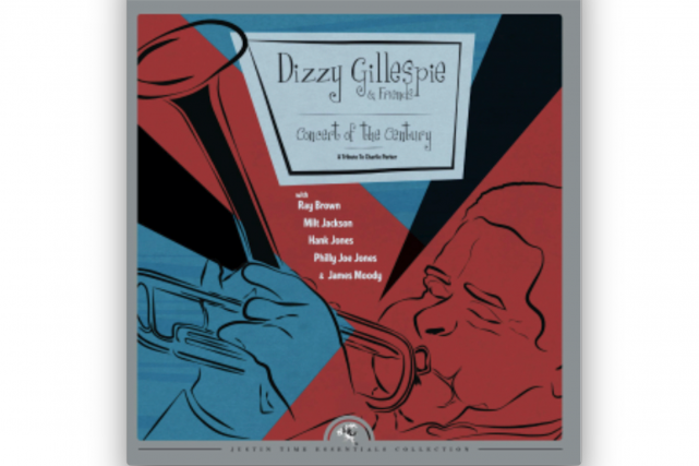 Concert of the Century Dizzy Gillespie and friends...