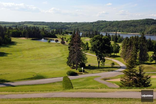 Club de golf Saguenay... (Archives Le Quotidien, Mariane St-Gelais)