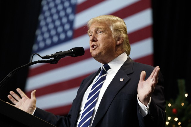 Pour parvenir à leurs fins, les anti-Trump doivent... (photo archives Associated Press)