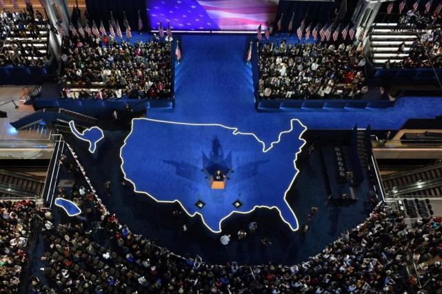 Hillary Clinton n'a pas vraiment admis la moindre... (PHOTO AFP)