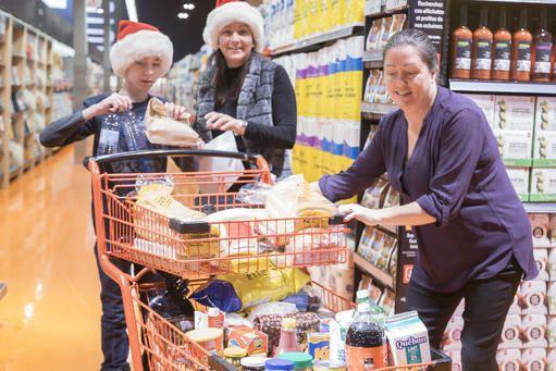 Plus de 230 bénévoles ont fait fi de... (Spectre Média, Marie-Lou Béland)