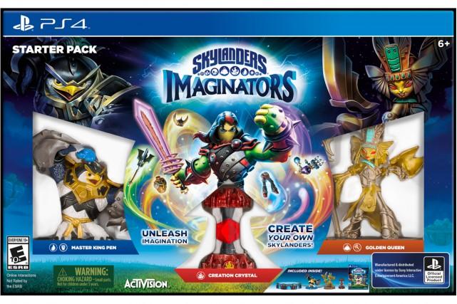 Skylanders Imaginators... (Image fournie par Activision)