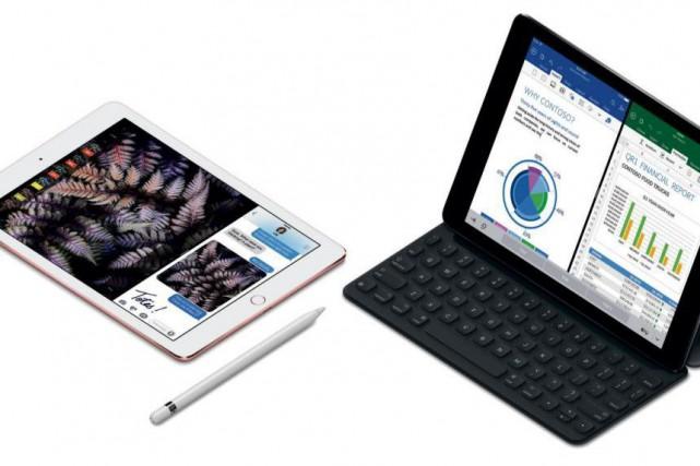 Tablette iPad Pro 9.7 d'Apple....