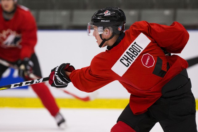 Thomas Chabot... (Archives, La Presse)