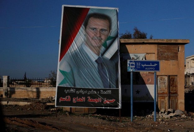 « Bachar al-Assad a transformé cette rébellion en conflit... (PHOTO OMAR SANADIKI, REUTERS)