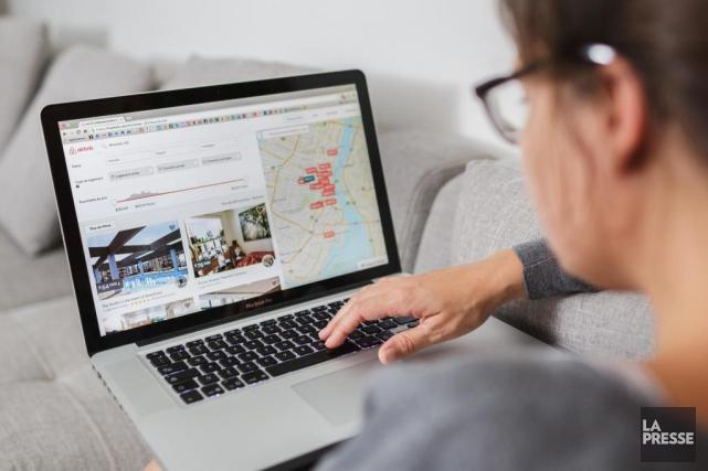 La majorité des Québécois qui placent leur propriété sur Airbnb ou d'autres... (PHOTO ARCHIVES LA PRESSE)