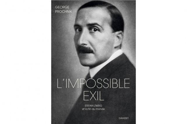 L'impossible exil-Stefan Zweig et la fin d'un monde,... (Image fournie par Grasset)
