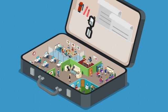 On compte plus de 632 000 micro-entreprises au... (123RF)