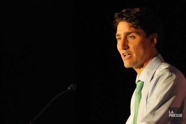 Justin Trudeau... (Archives, La Presse canadienne)