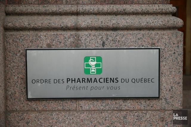 Le pharmacien gatinois Sayed Hassan a commis «une... (Archives, La Presse)