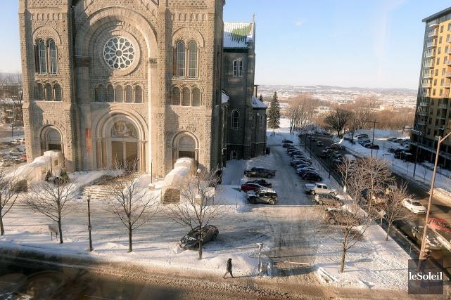 La Ville de Québec a présenté en décembre... (Photothèque Le Soleil, Erick Labbé)
