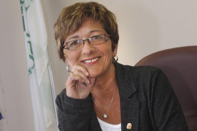 Sylvie Bureau... (Archives, La Tribune)