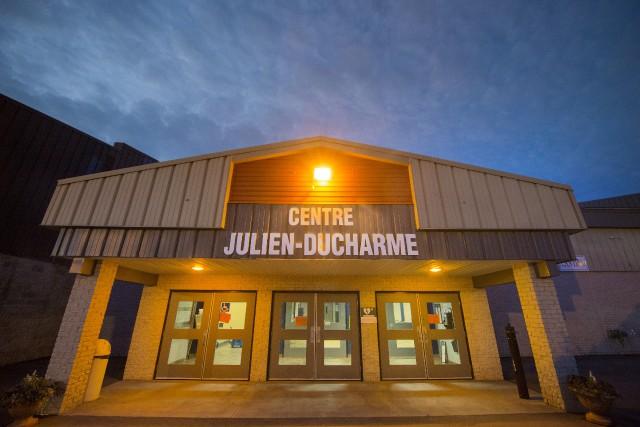 Le boulevard René-Lévesque et le centre Julien-Ducharme obtiennent... (Spectre média: Julien Chamberla)