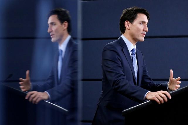 Le premier ministre du Canada, Justin Trudeau.... (Chris Wattie, archives REUTERS)