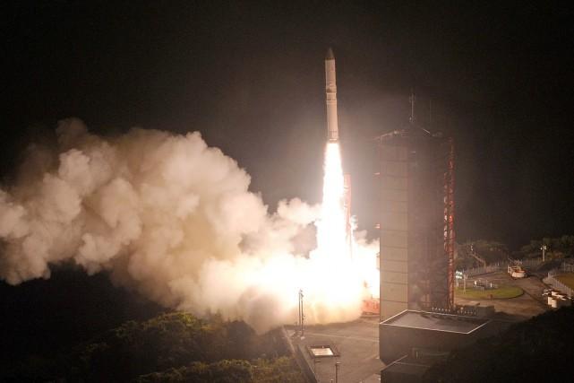 Le lanceur, qui n'avait effectué jusqu'à ce mardi... (Kyodo via REUTERS)