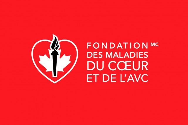 Le bureau de Sherbrooke de la Fondation des maladies du coeur et de l'AVC... (Photo tirée de Facebook)