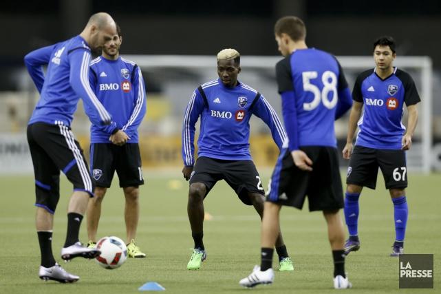 L'Impact de Montréal a dévoilé mardi les détails de son prochain camp... (Photo Olivier Jean, archives La Presse)