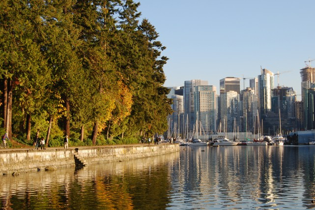 Stanley Park à Vancouver... (PHOTO THINKSTOCK)