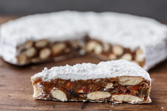 Le panforte est un gâteau italien à base... (photo Thinkstock)