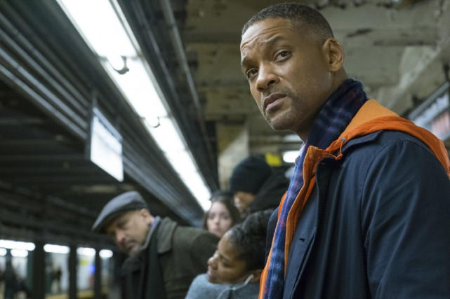 Will Smith dans une scène de Collateral Beauty.... (Photo fournie par Warner Bros)