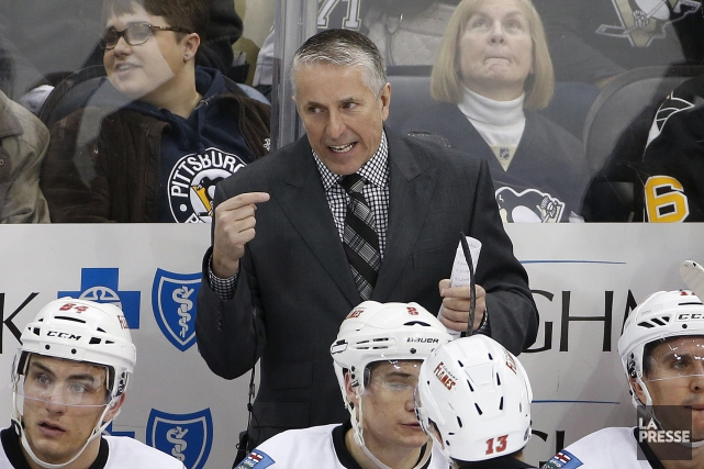 Bob Hartley a été congédié le 3 mai... (Archives, Associated Press)