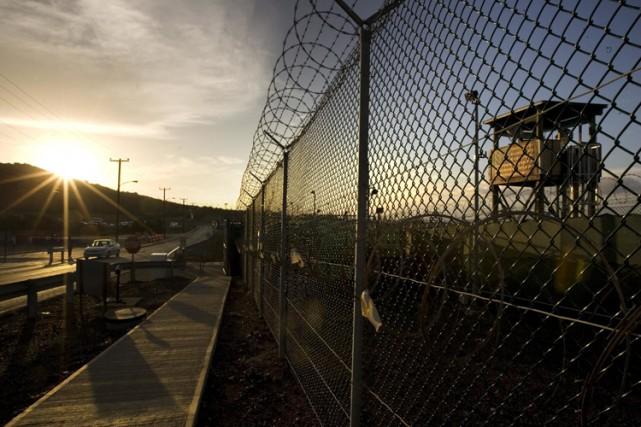 L'administration américaine envisage le transfert prochain d'une vingtaine de... (PHOTO AP)